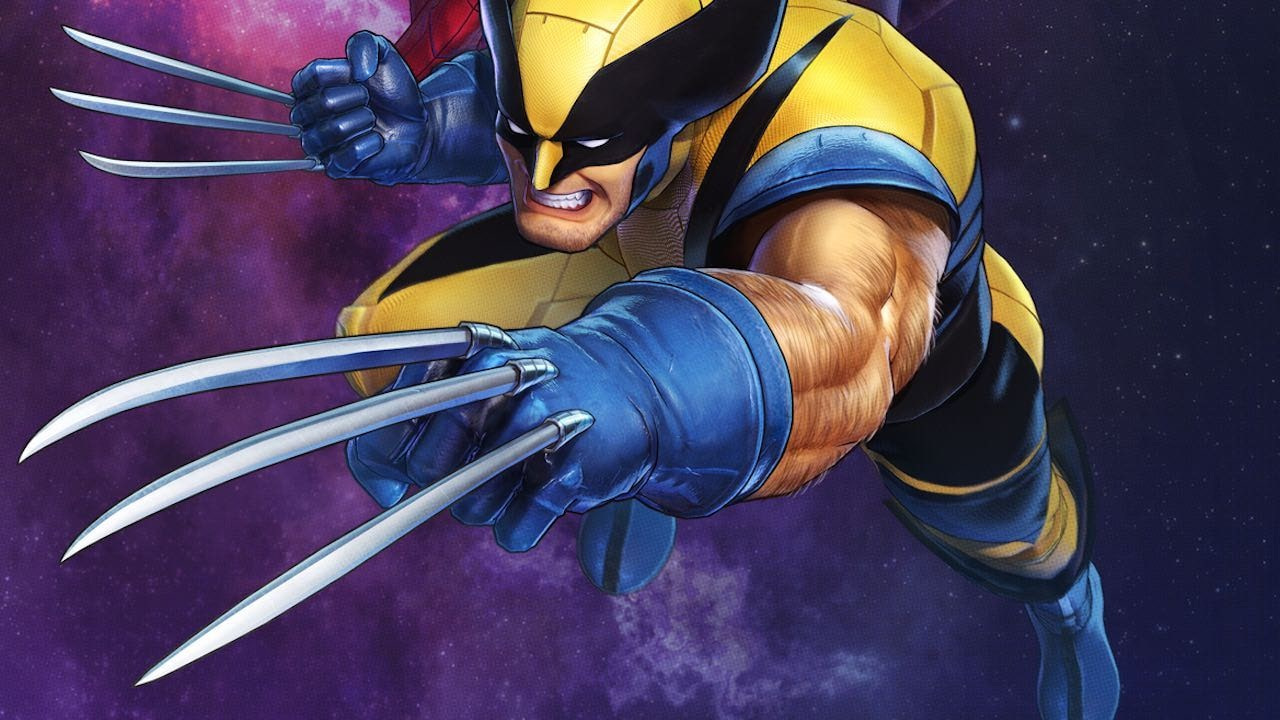 Marvel Ultimate Alliance 3: The Black Order Key Art
