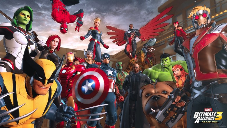 Marvel Ultimate Alliance 3: The Black Order Screenshot 4