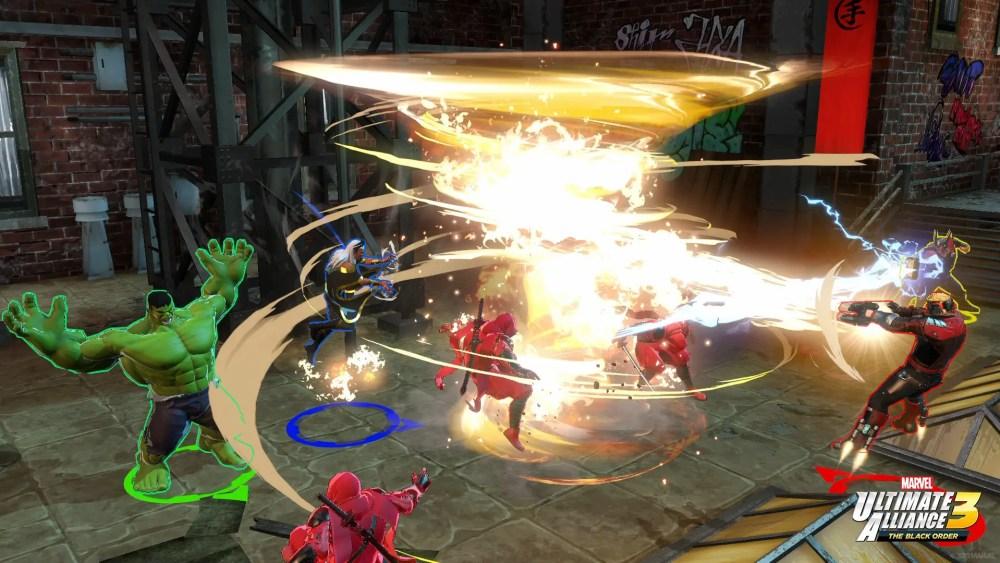 Marvel Ultimate Alliance 3: The Black Order Screenshot 5