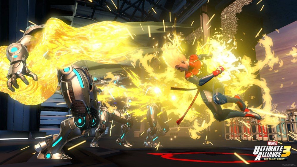 Marvel Ultimate Alliance 3: The Black Order Screenshot 7