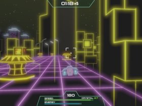 Mercury Race Screenshot