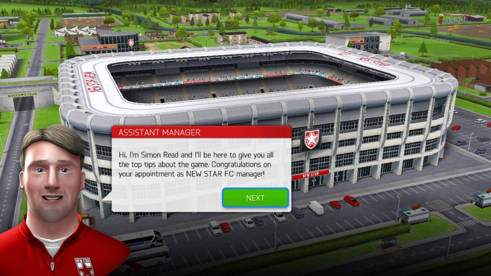 New Star Manager Review Screenshot 1