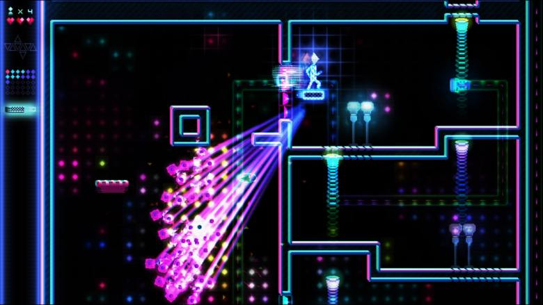Octahedron: Transfixed Edition Review Screenshot 2