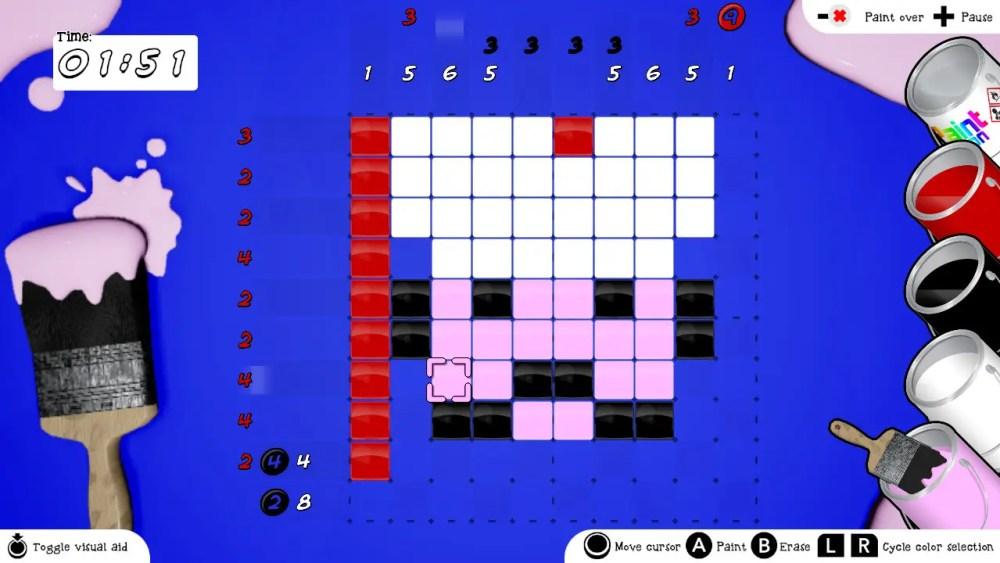 Piczle Colors Review Screenshot 2