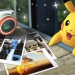 Pokémon GO Snapshot Art