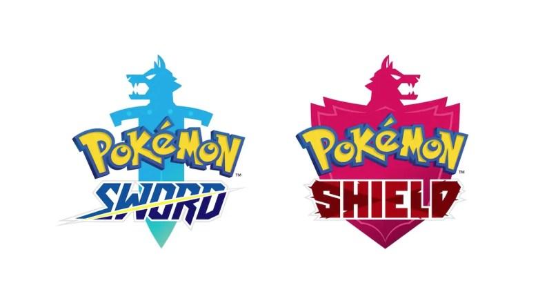 Pokémon Sword And Shield Logo