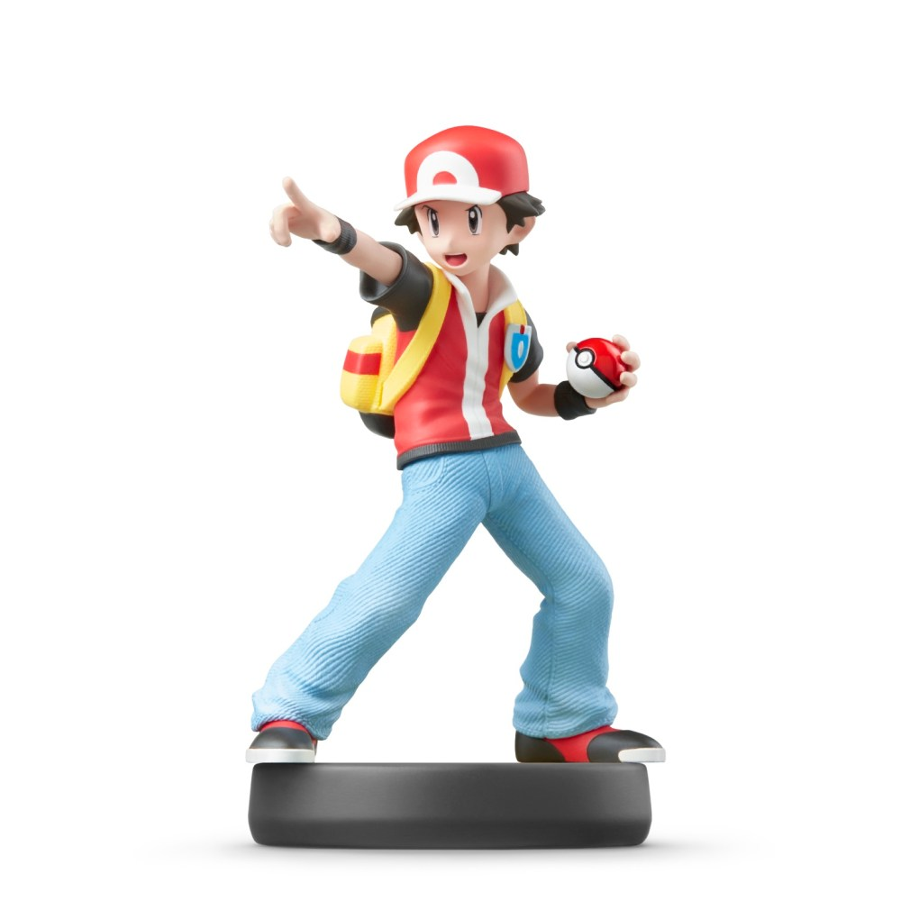 Pokémon Trainer amiibo Photo