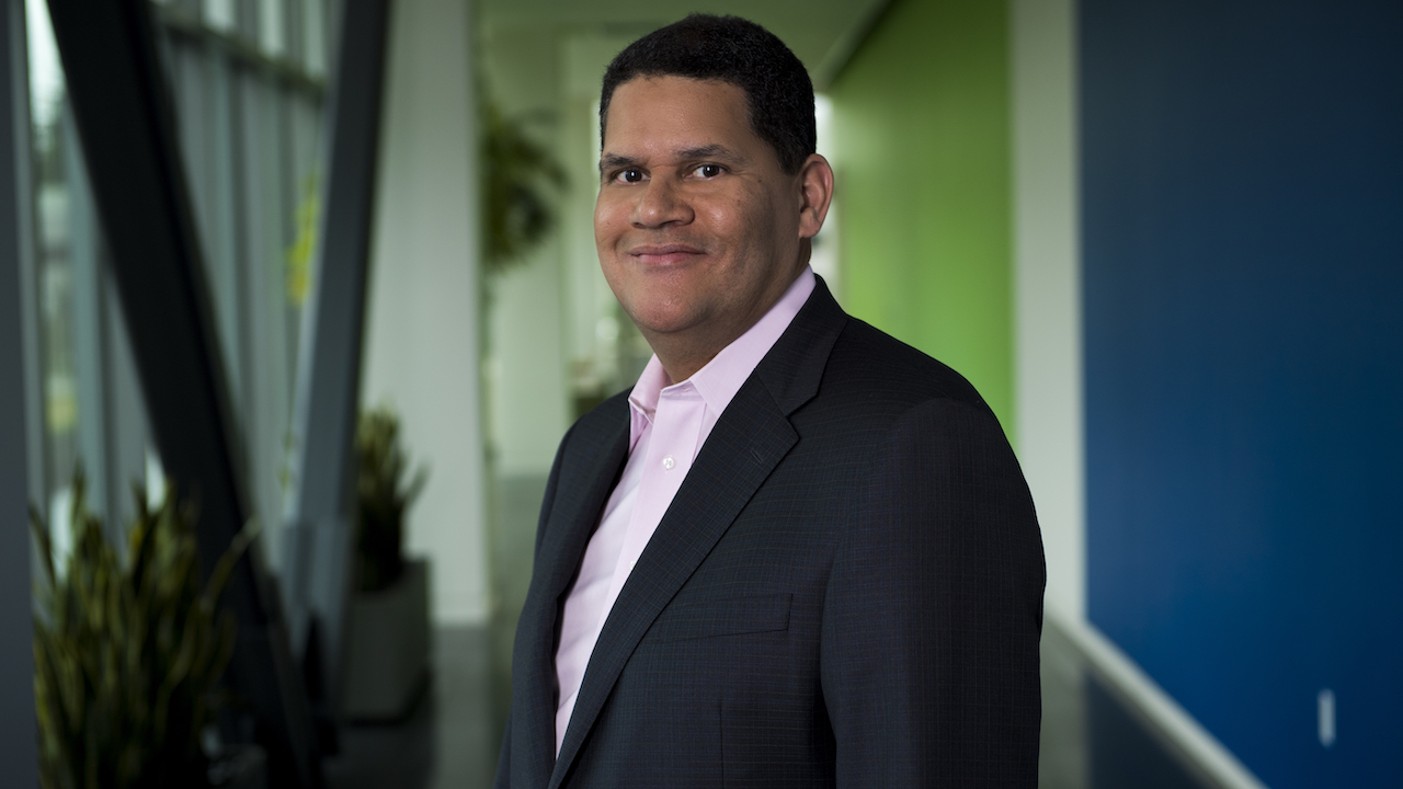 Reggie Fils-Aime Photo