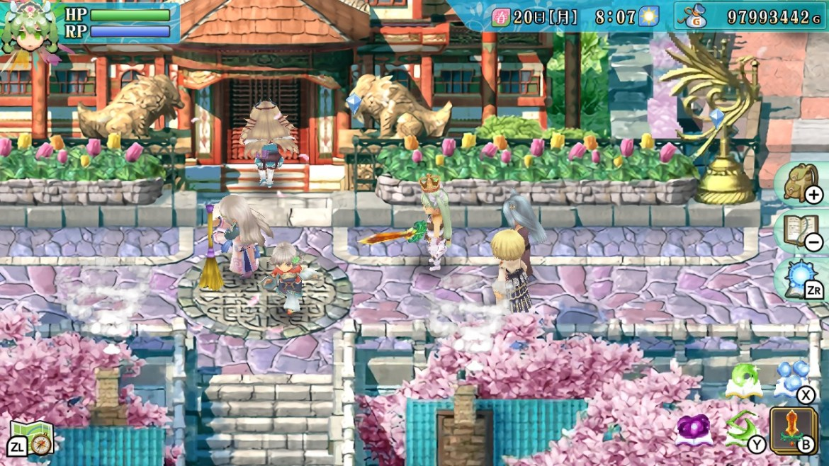 Rune Factory 4 Special Screenshot 5