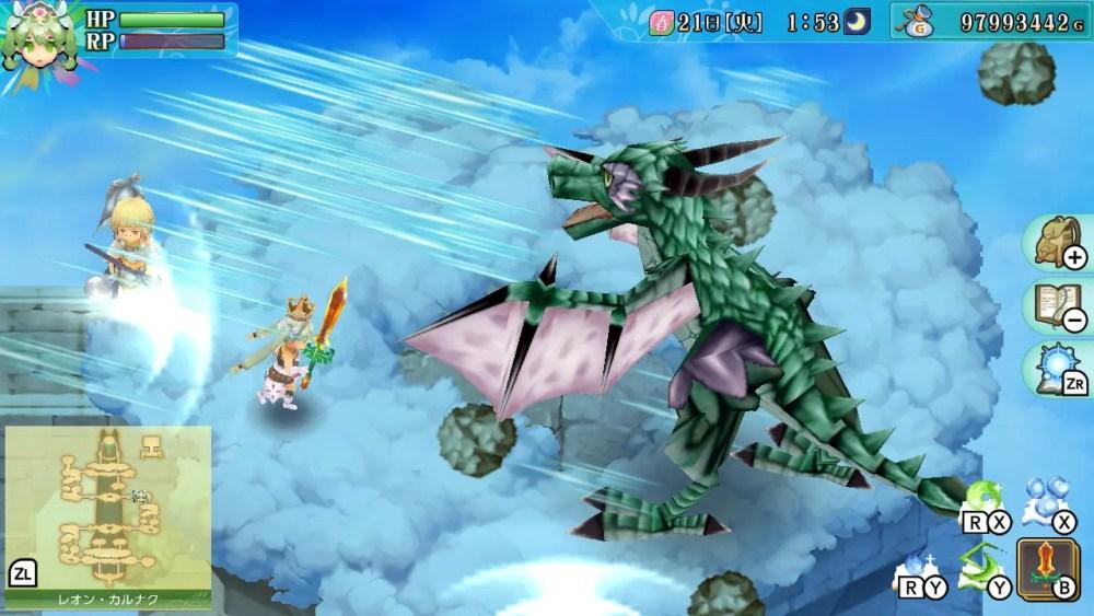 Rune Factory 4 Special Screenshot 8