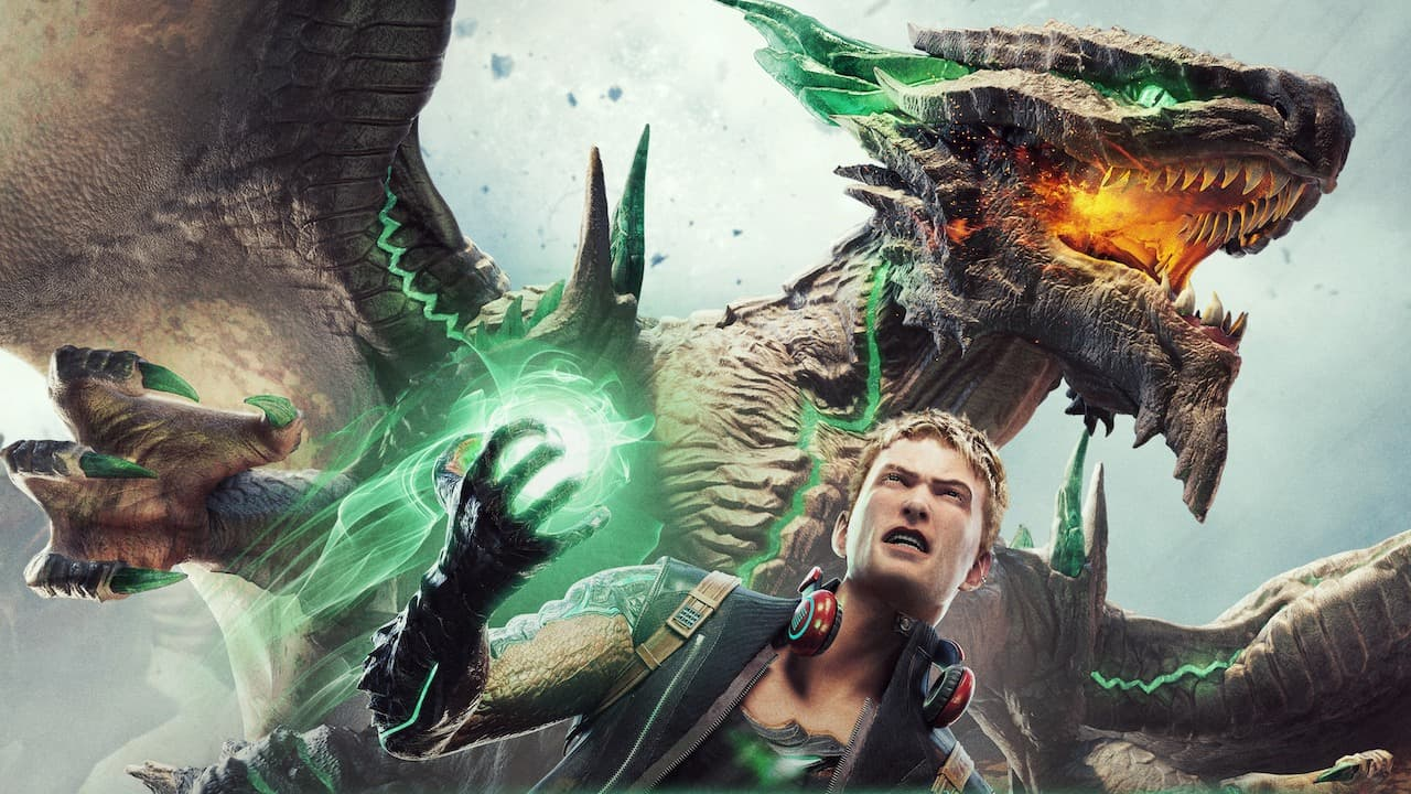 Scalebound Key Art