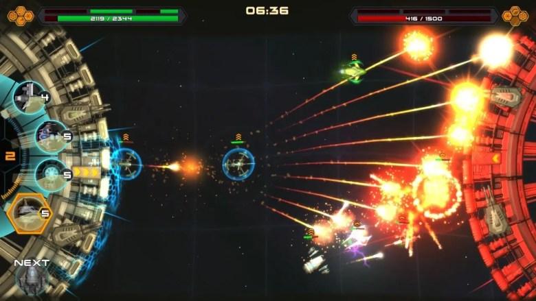 Space War Arena Screenshot