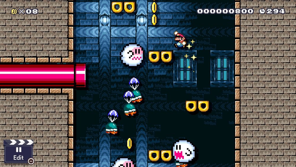 Super Mario Maker 2 Screenshot 18