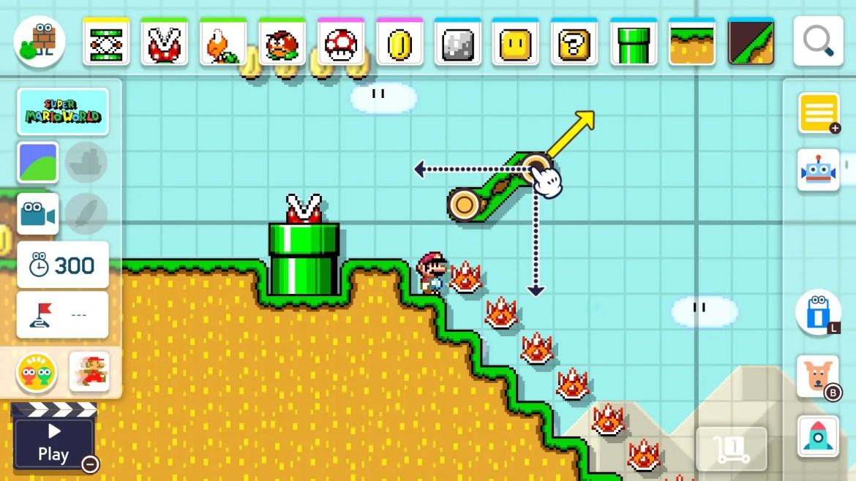 Super Mario Maker 2 Screenshot 3