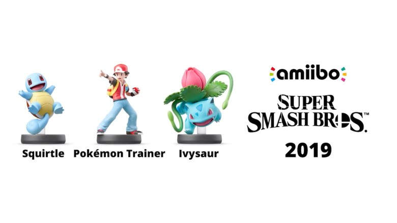 Super Smash Bros. amiibo 2019