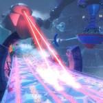 Team Sonic Racing Frozen Junkyard Key Art