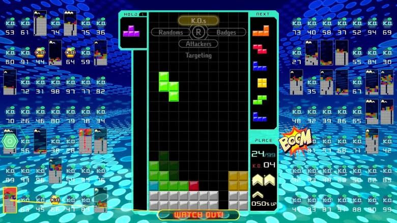 Tetris 99 Screenshot 11