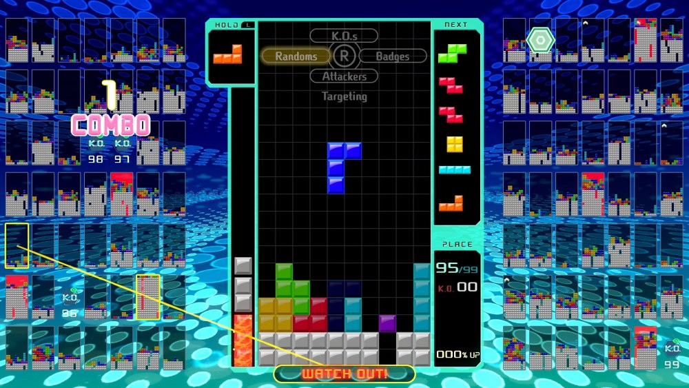 Tetris 99 Screenshot 7