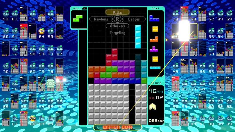 Tetris 99 Screenshot 9