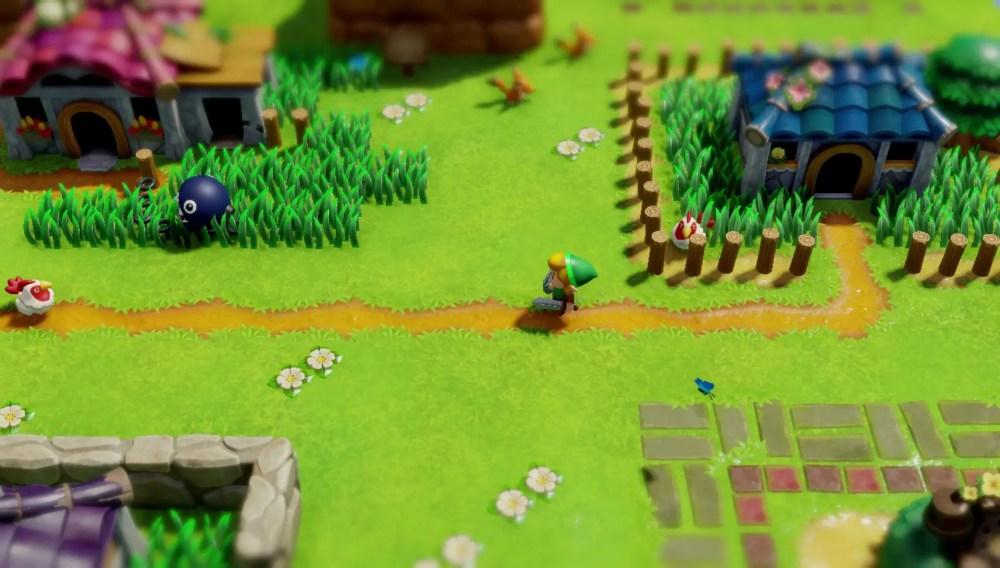 The Legend of Zelda: Link's Awakening Switch Screenshot 1