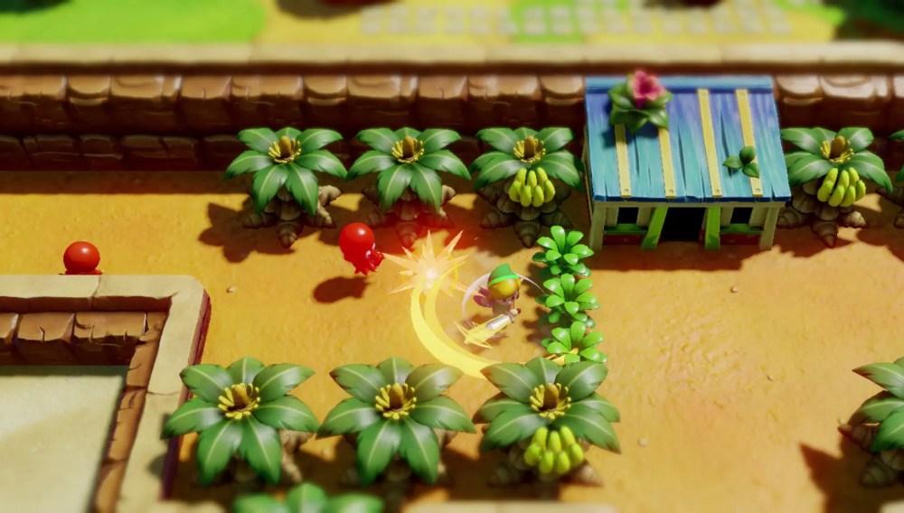 The Legend of Zelda: Link's Awakening Switch Screenshot 2