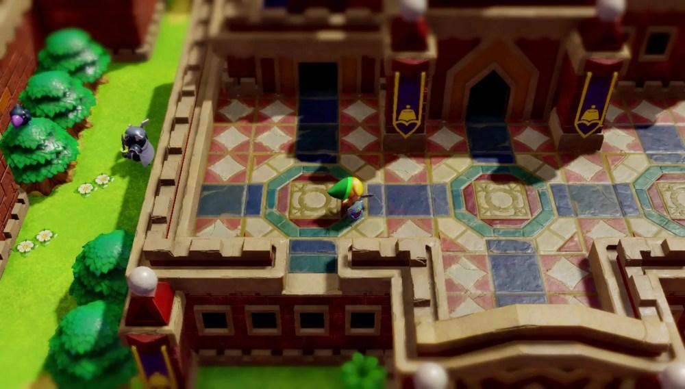 The Legend of Zelda: Link's Awakening Switch Screenshot 3