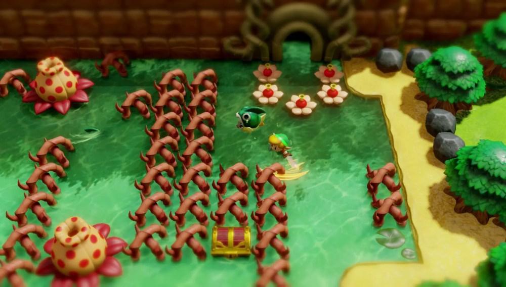 The Legend of Zelda: Link's Awakening Switch Screenshot 4