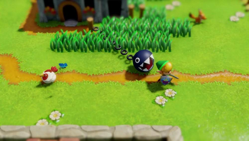 The Legend of Zelda: Link's Awakening Switch Screenshot 9