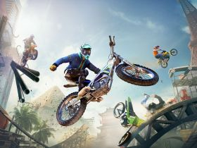 Trials Rising Key Art