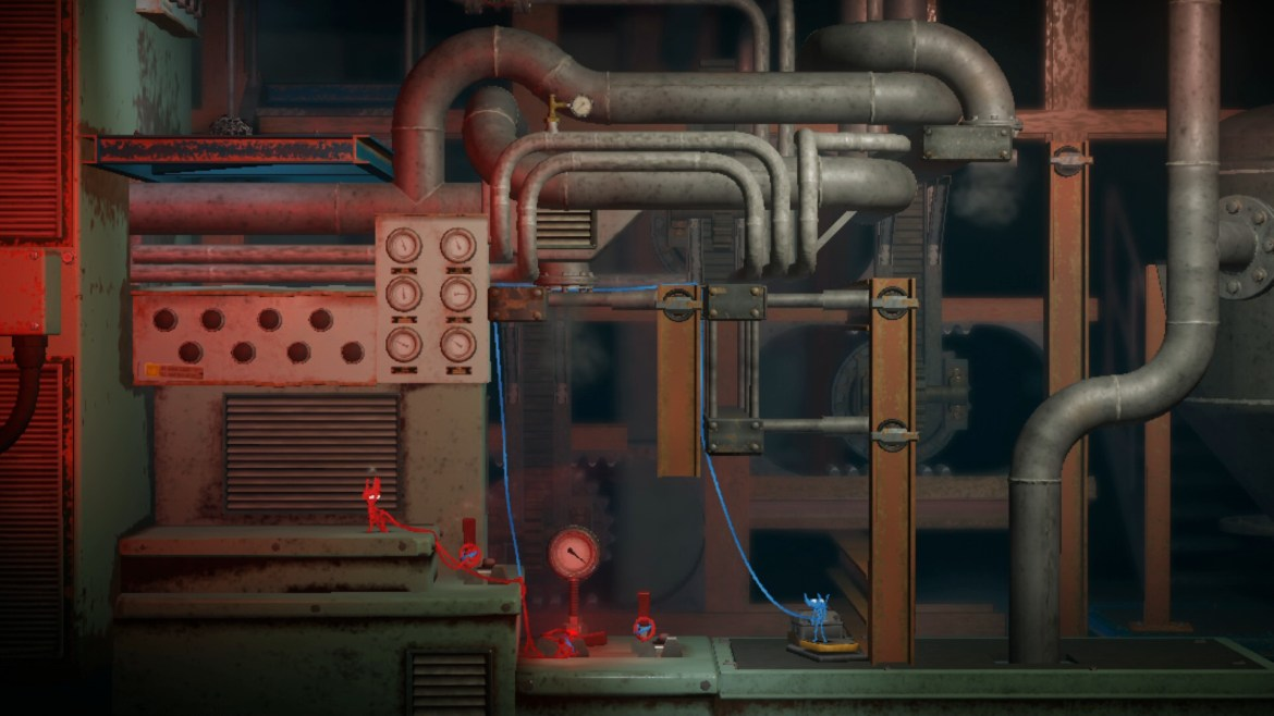Unravel Two Switch Screenshot 6