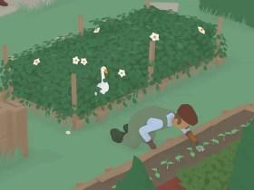 Untitled Goose Game Screenshot