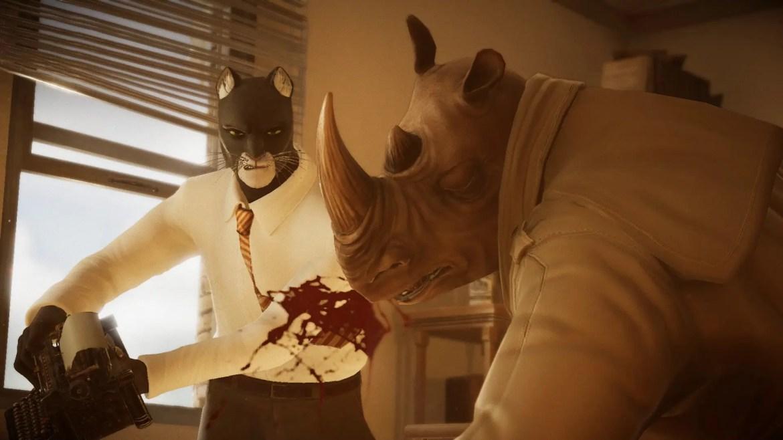 Blacksad: Under The Skin Screenshot 3
