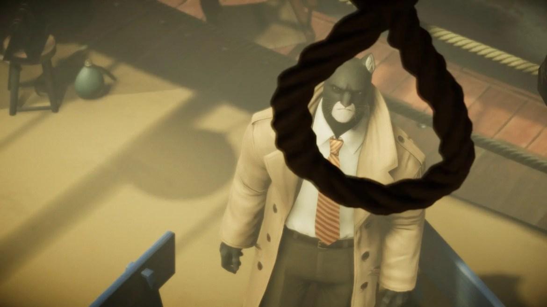 Blacksad: Under The Skin Screenshot 7