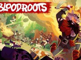 Bloodroots Key Art