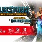 Bulletstorm: Duke of Switch Edition Logo