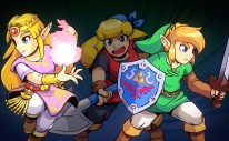 Cadence Of Hyrule Key Art