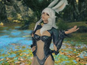 Final Fantasy 14 Shadowbringers Screenshot
