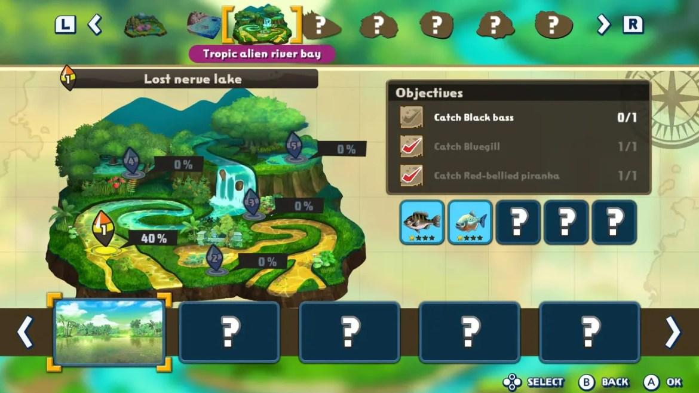 Fishing Star World Tour Review Screenshot 1