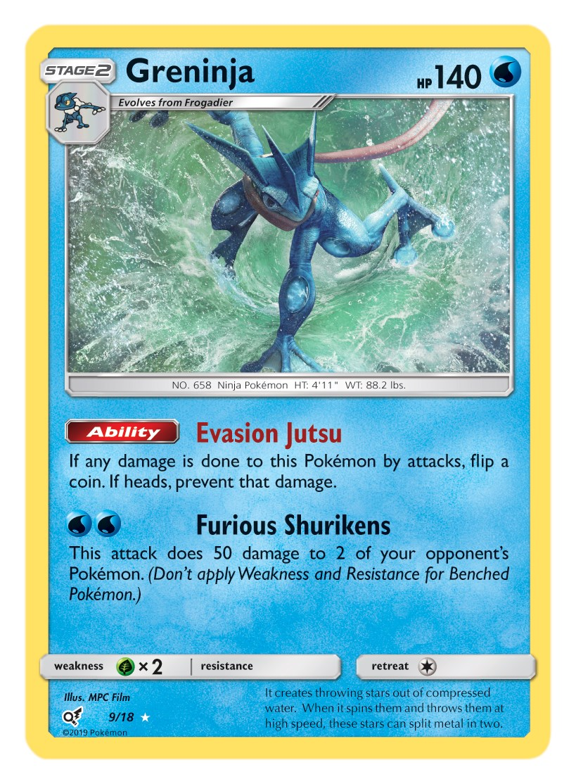 Mewtwo Gx Ditto And More Revealed For Pokemon Tcg Detective