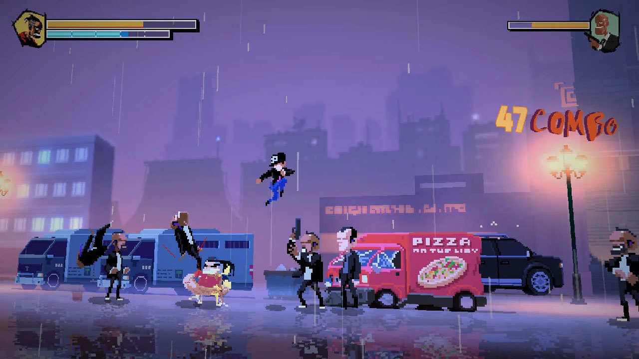 I Am The Hero Review Screenshot 2