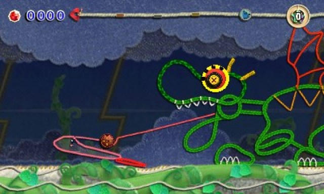 Kirby's Extra Epic Yarn Review Screenshot 3