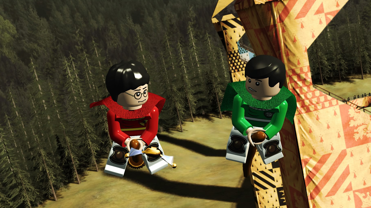 LEGO Harry Potter Collection Review Screenshot 1