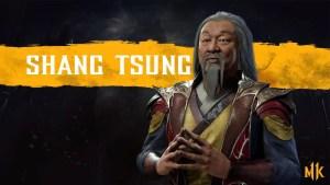 Mortal Kombat 11 Shang Tsung Screenshot