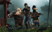 Mutant Year Zero: Road To Eden Key Art
