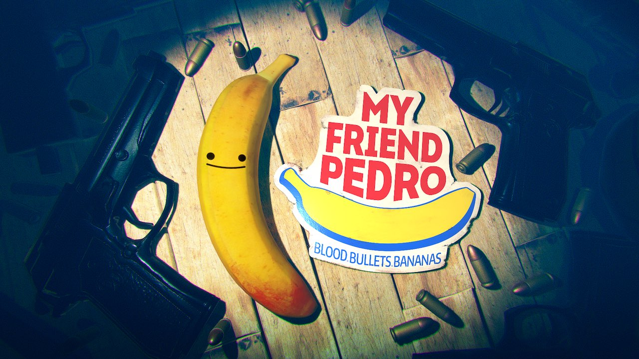 My Friend Pedro Logo
