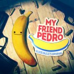 My Friend Pedro Logo