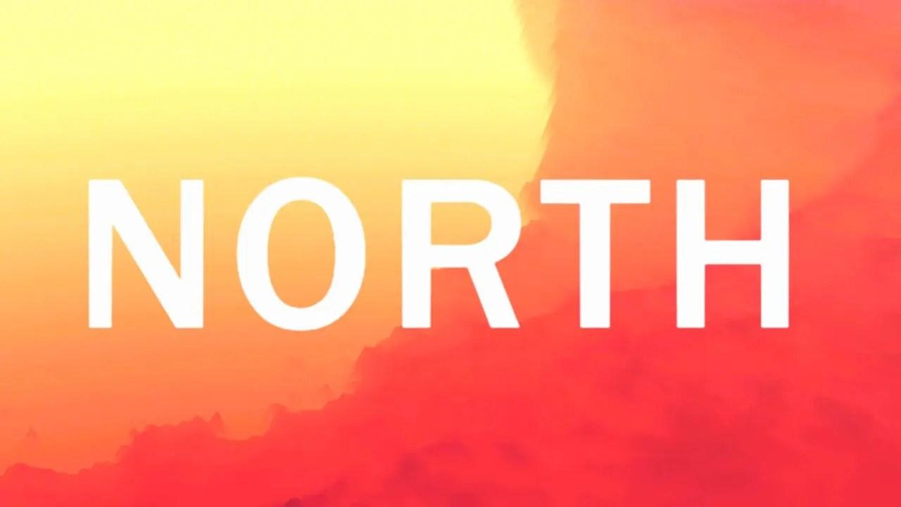 NORTH Review Header