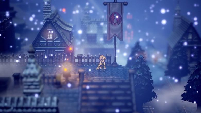 Octopath Traveler: Champions of the Continent Screenshot