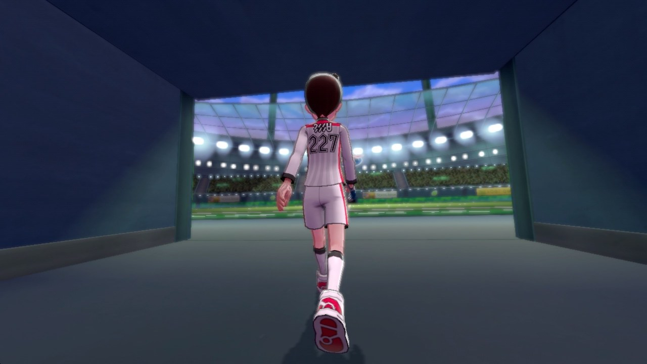 Pokémon Sword And Shield Gym Master Screenshot