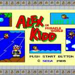 SEGA AGES Alex Kidd in Miracle World Screenshot